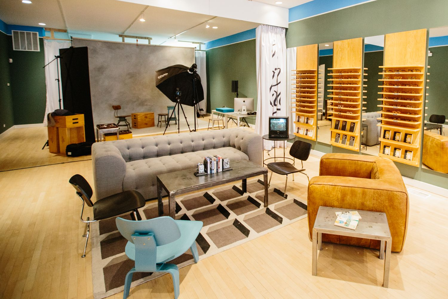 Introducing the Warby Parker Frame Studio | Warby parker, Chicago ...