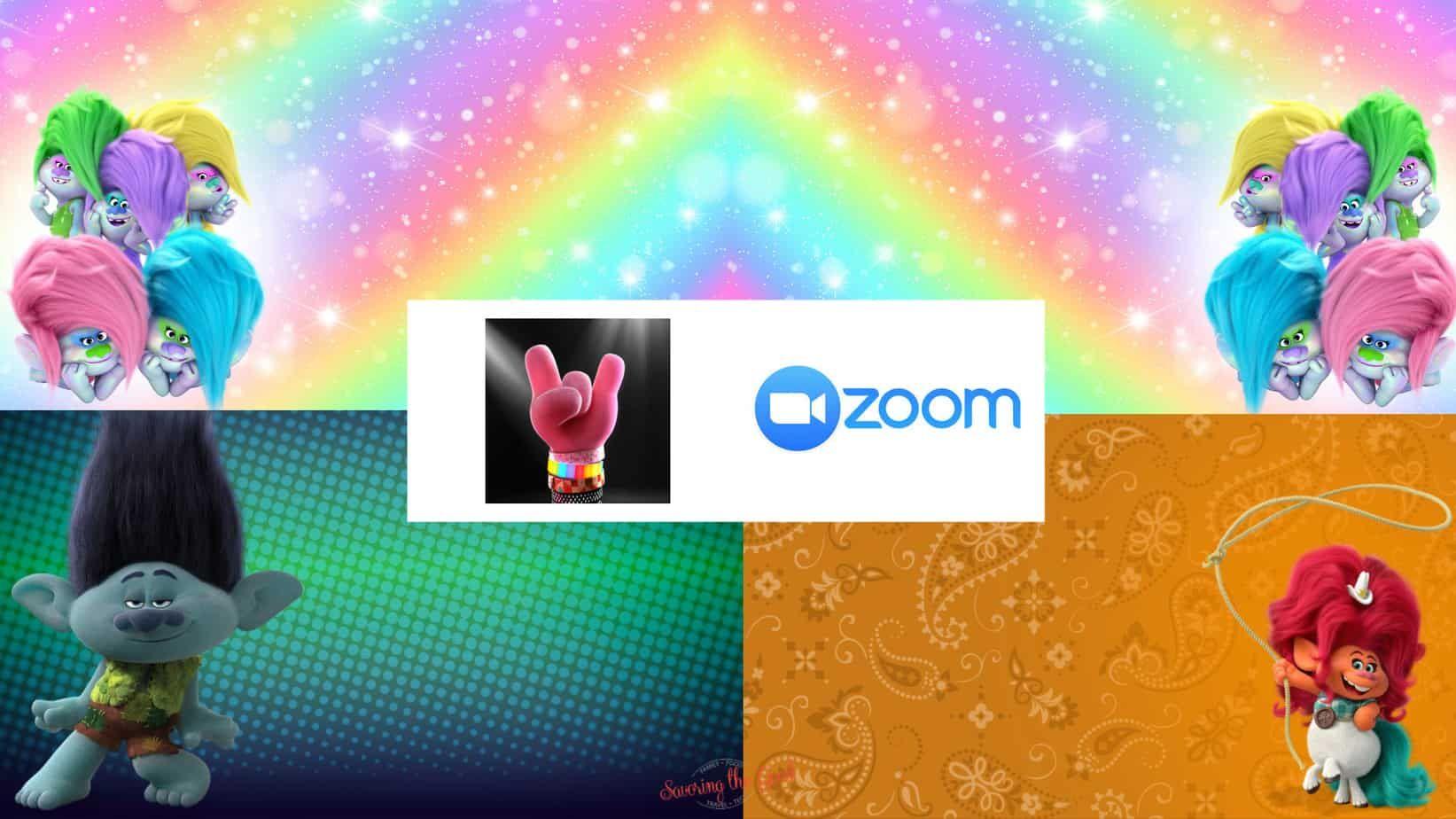 Huge List Of Zoom Backgrounds For Kids Savoring The Good Kids Background Background Radio City