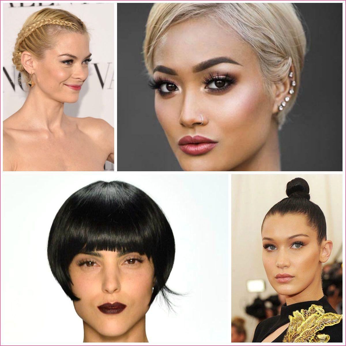 Valentina Pahde Neue Frisur Sleek Hairstyles Short Hair Styles Hair Styles
