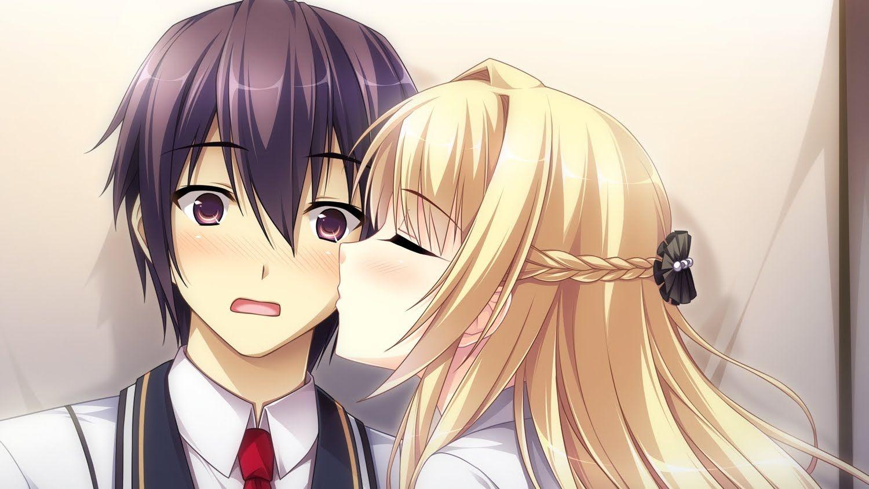 Pin Di Anime Couple