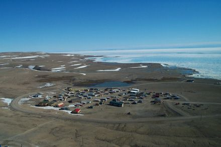 nunavut's climate and weather