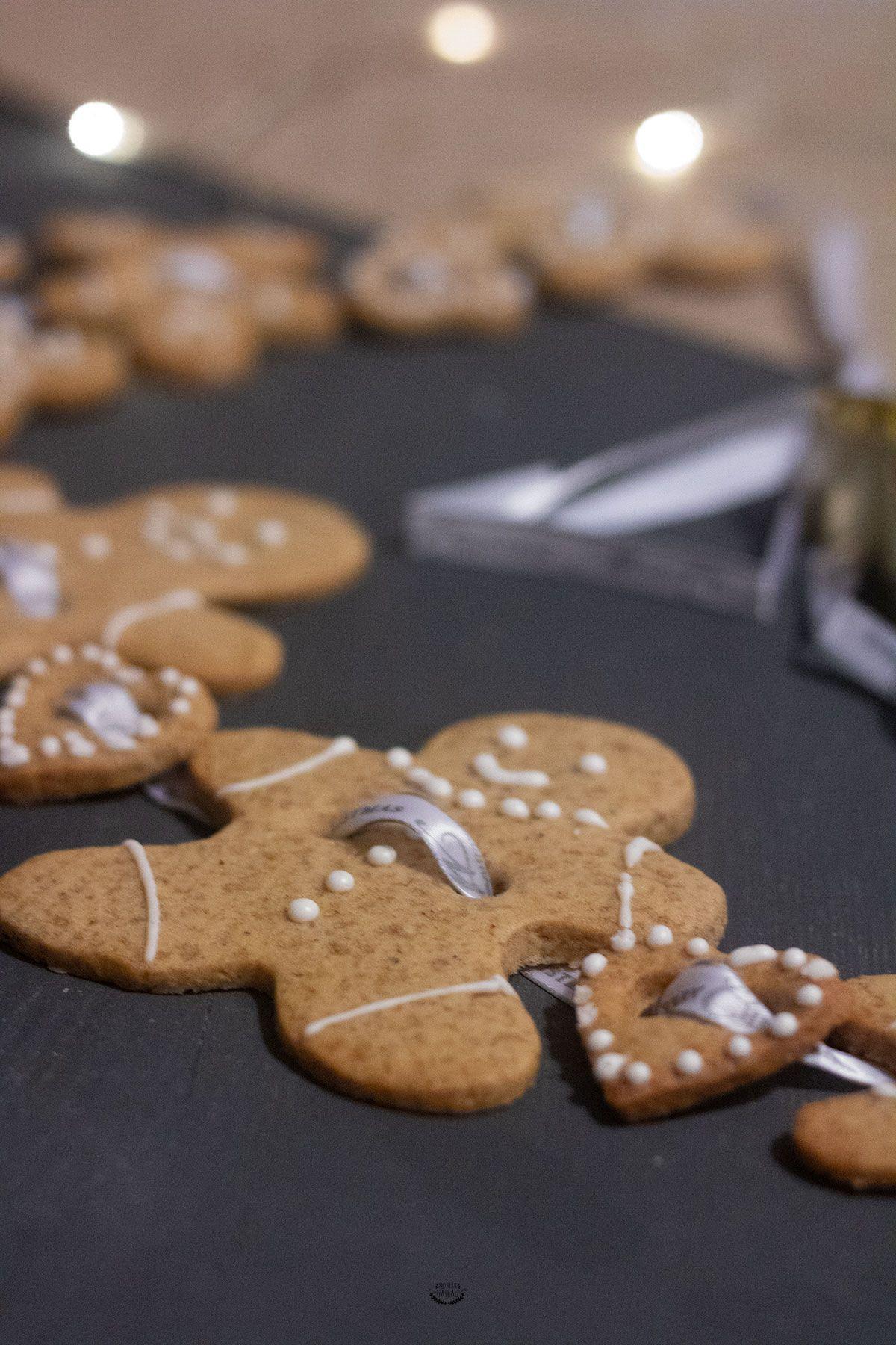 Gingerbread Man Recette De Sables De L Avent Recipe Christmas