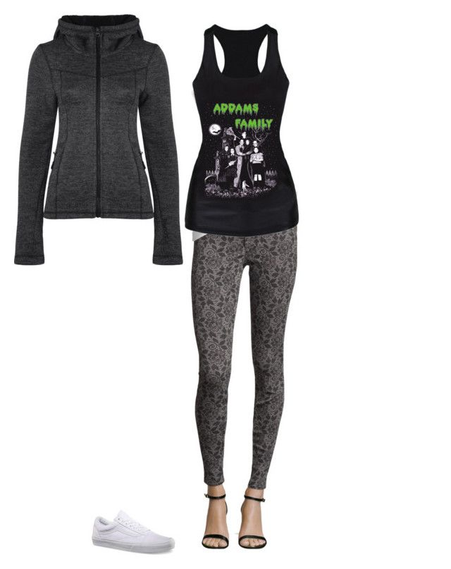 """OOTD"" by hipster-hazy ❤ liked on Polyvore featuring CJ by Cookie Johnson, Bench, Vans, women's clothing, women's fashion, women, female, woman, misses and juniors"