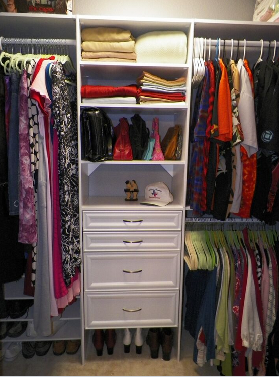 Do It Yourself Home Design: Because Your Closet Is The First Thing You See When You