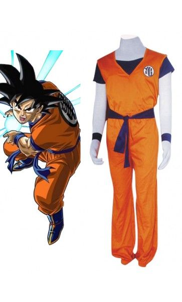 Dragon Ball Halloween Kame Hame Goku Halloween Costumes  sc 1 st  Pinterest & Dragon Ball Halloween Kame Hame Goku Halloween Costumes | Dress that ...