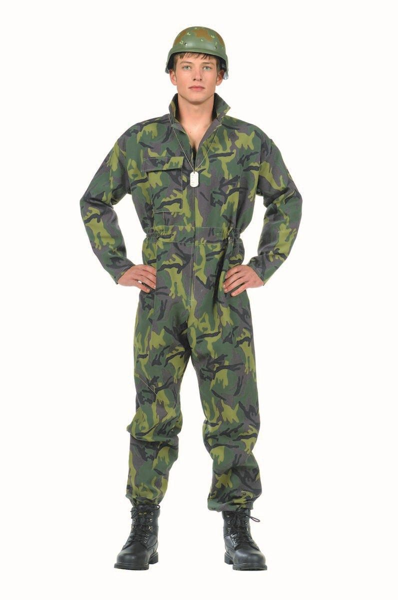 RG Costumes 90066 Commando