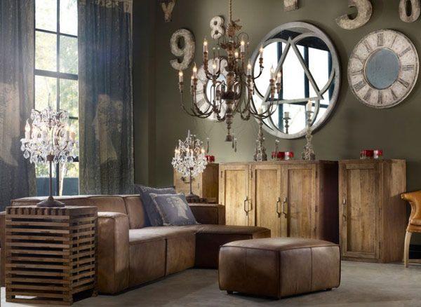 Vintage Room Design (12) House Pinterest Vintage room, Wooden