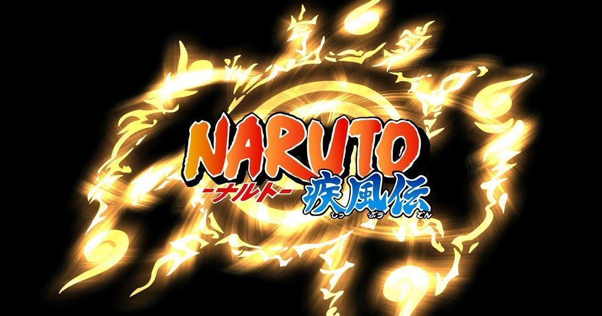 Wallpaper Naruto Logo Di 2020 Naruto Shippuden Naruto Uzumaki