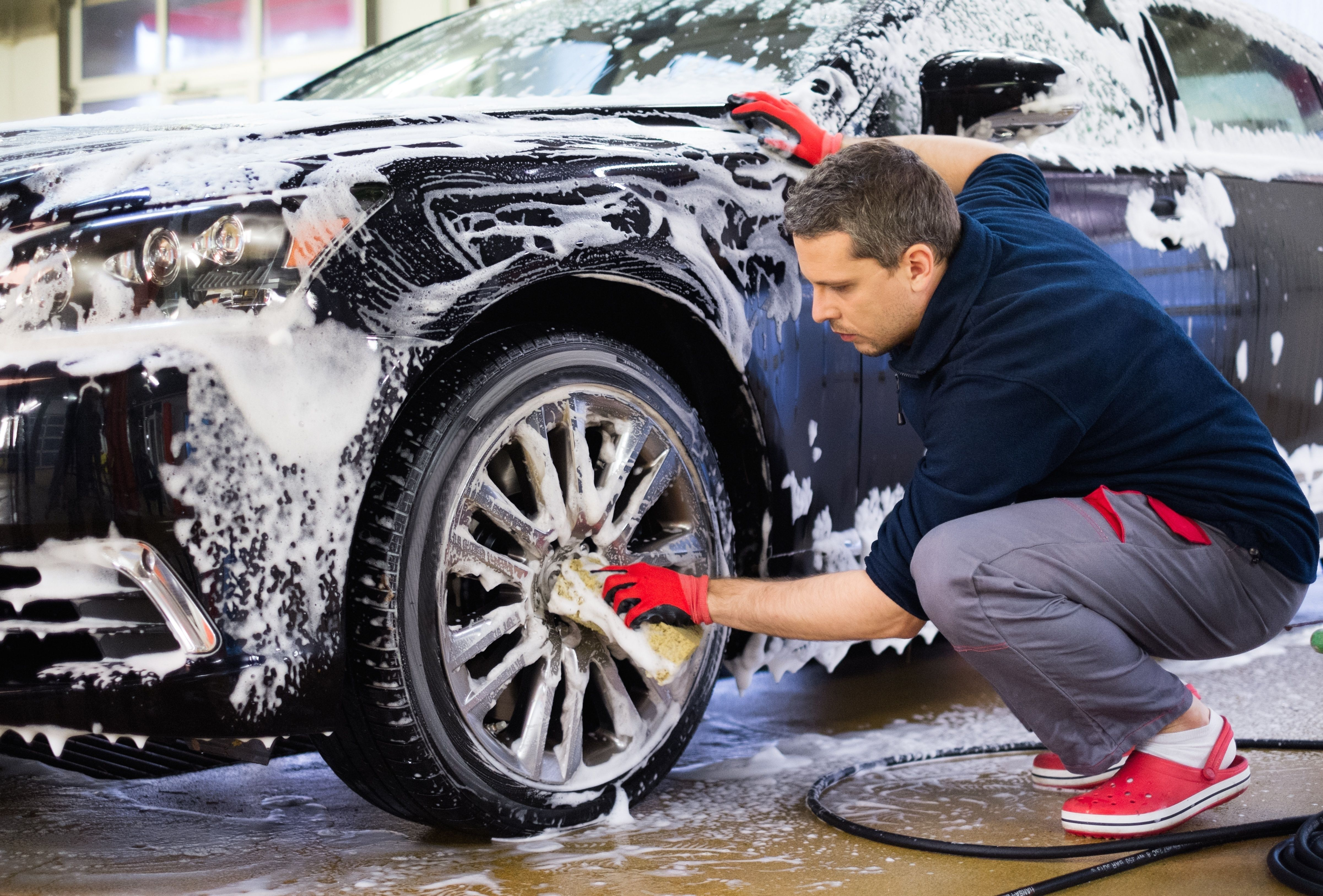 Car cleaning hacks to get your ride looking fine car