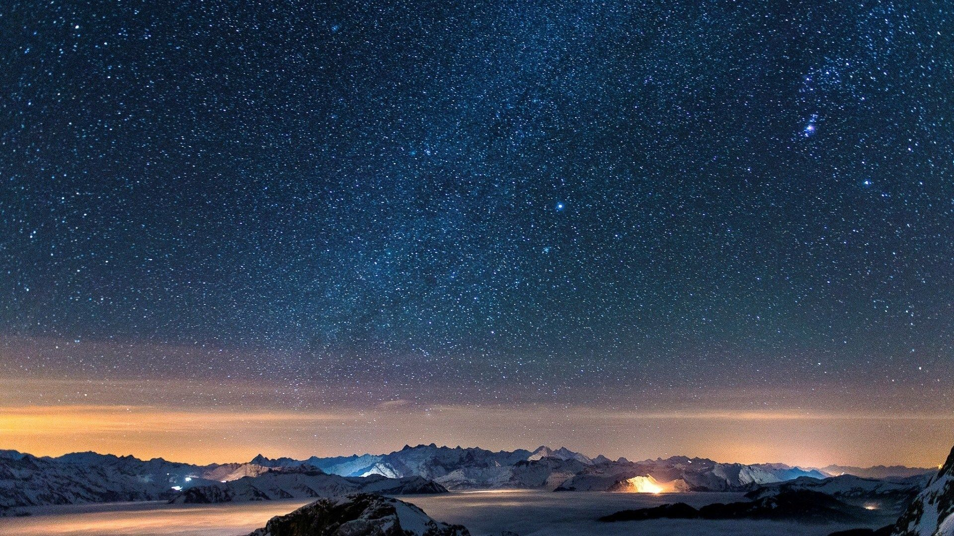 1920x1080 Night Sky Wallpaper Hd Backgrounds Images Jpg 766 Kb 1080p Hd 1080p Hd Sky