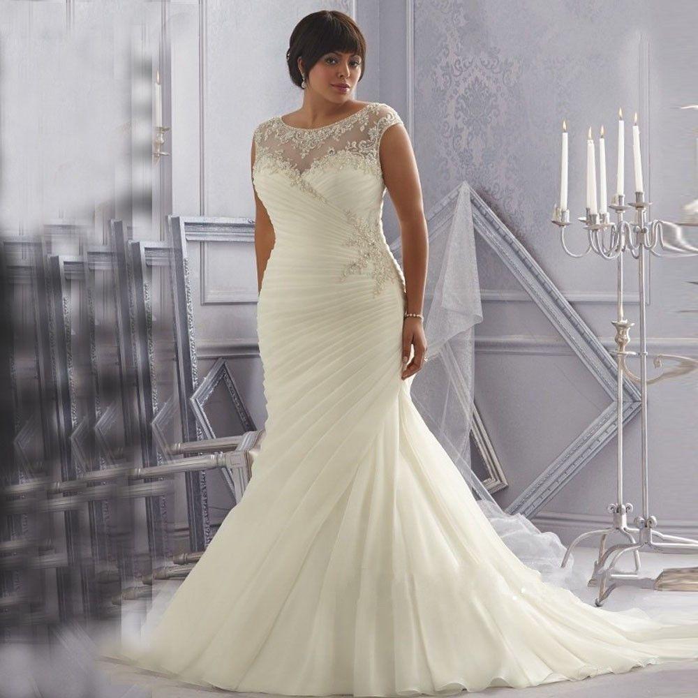 Boho plus size wedding dress bohemian wedding dress