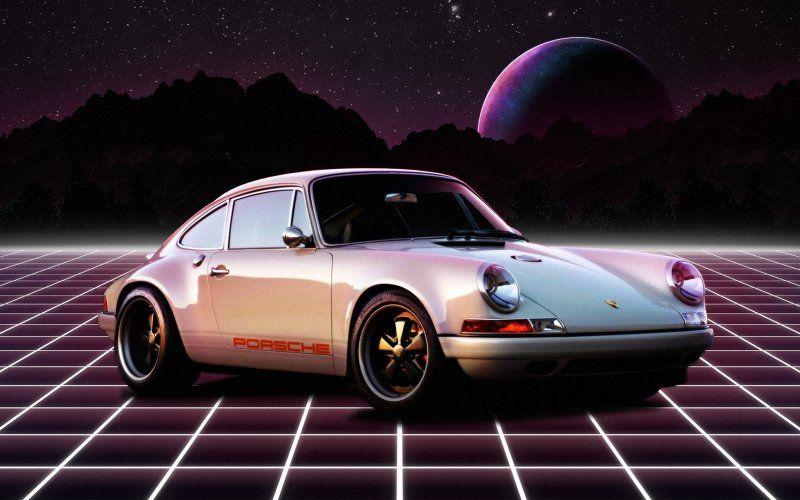 Wallpaper Classic Porsche Car 1980s Art Porsche 911 Porsche Classic Porsche