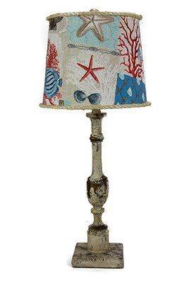 ahs lighting harlan nautical patch 30 table lamp products rh pinterest com