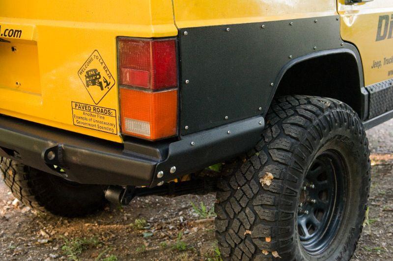 Mojave Rear Bumper Jeep Cherokee Jeep Cherokee Xj Jeep