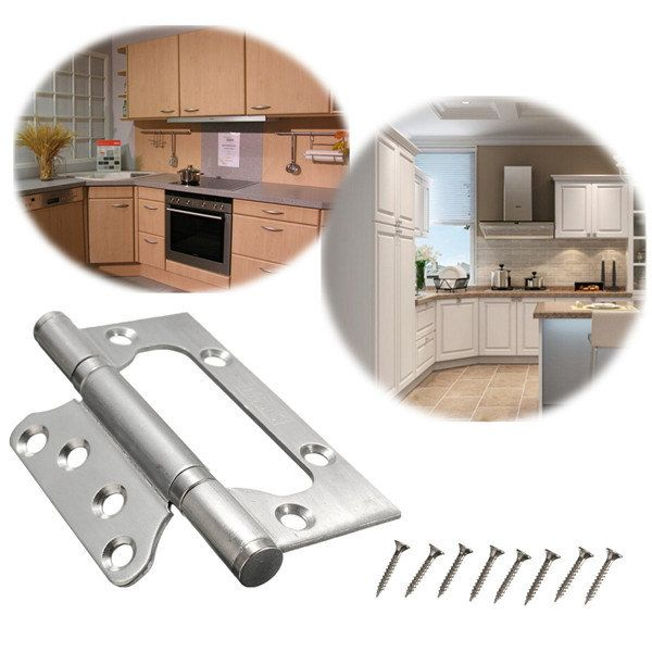 Stainless Steel Hinge Door Bedroom Door Free Hole Digging Hinge ...