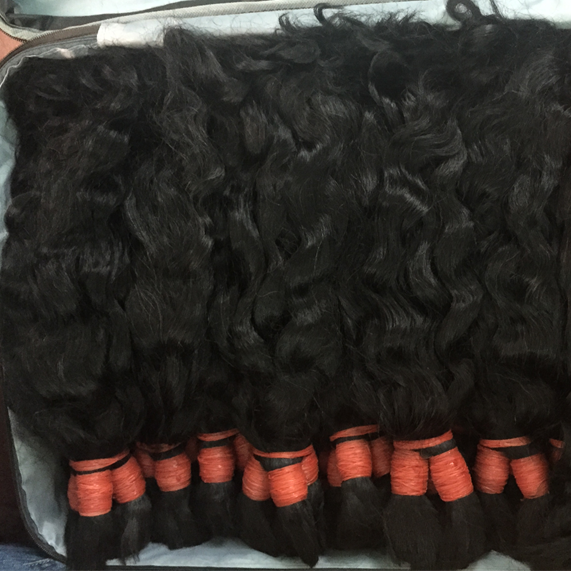 Double Drawn Remy Hair Extension Wavycurly Unihair Vietnam