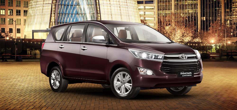 Toyota Innova Crysta Best Mpvs Cars In India Top Mpvs Cars Autohexa In 2020 Toyota Innova Toyota Car