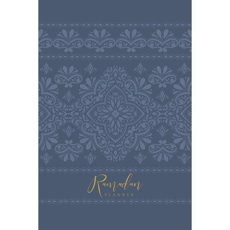19+ Ramadan Planner Slate Paperback