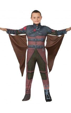 Disfraz De Hipo Cómo Entrenar A Tu Dragón 2 Para Niño Hiccup Costume Boy Costumes Super Hero Costumes
