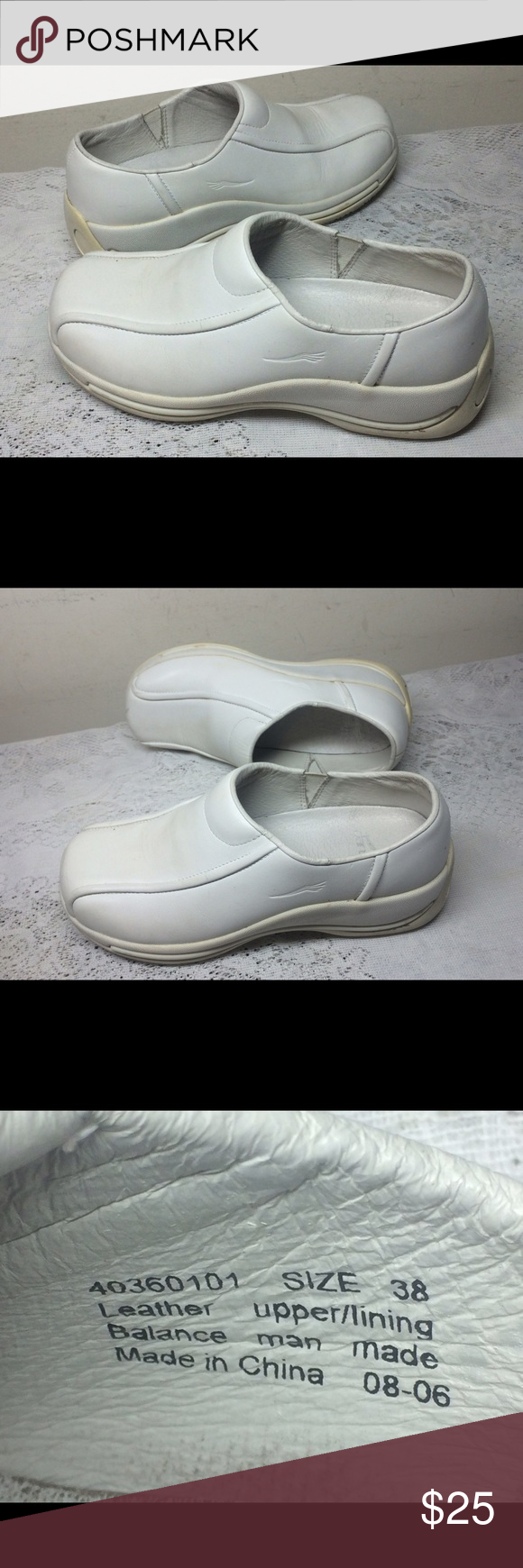 DANSKO PROFESSIONAL CLOG SIZE 38 Excellent Used Condition. Dansko Shoes Mules & Clogs