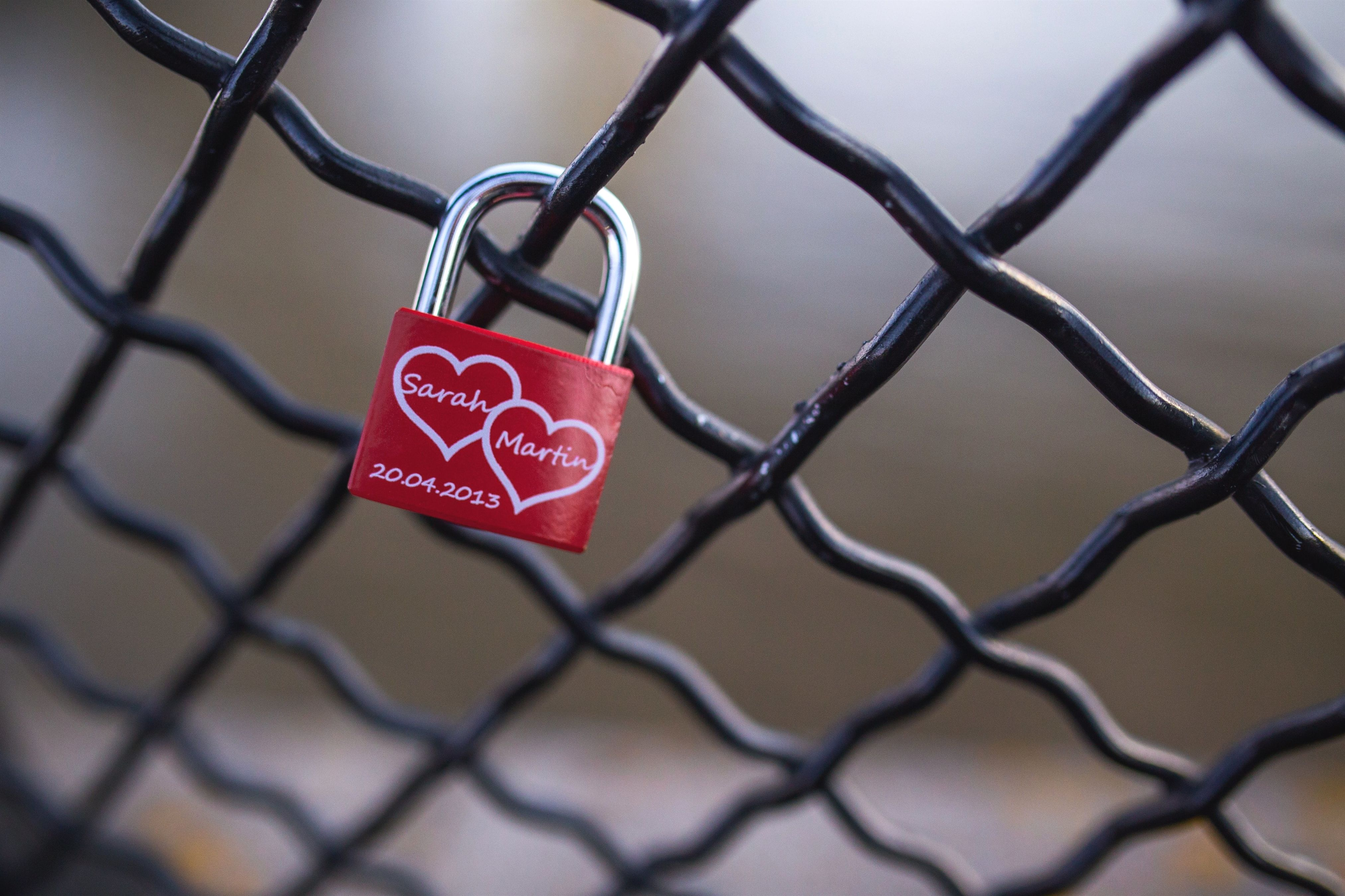 Tips To Help You Use Your Iphone Heart padlocks, Stock