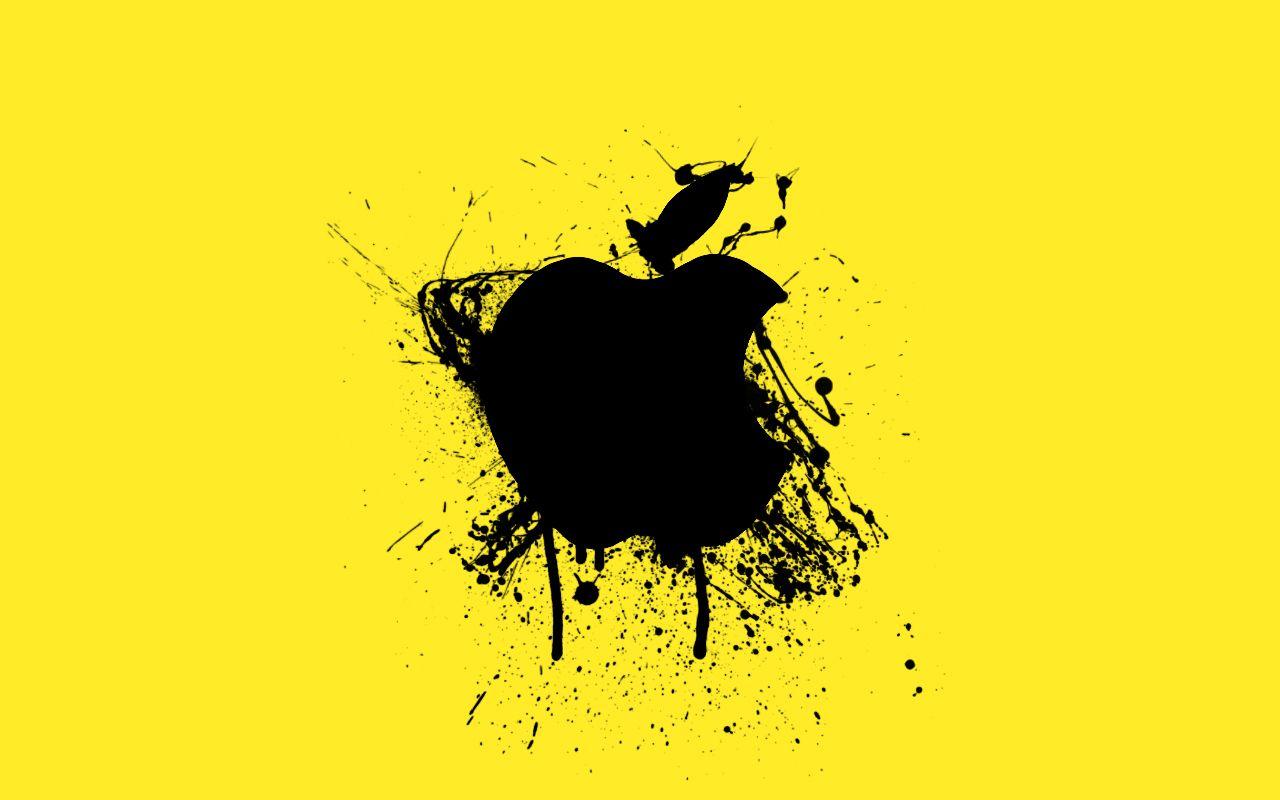 Apple Inc. Mac logos awesome wallpaper | Wallpaper