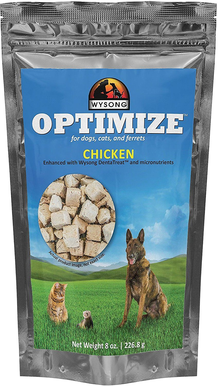 Wysong Optimize Chicken Dog, Cat & Ferret Food Topper