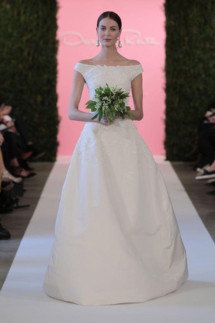 Elite wedding dresses  Iconic bridal designs by Oscar de la Renta at Luelite Bridal Boston