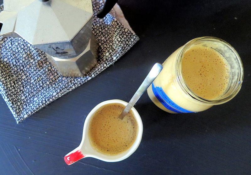 Autumn Inevitability: Homemade Pumpkin Coconut Coffee Creamer | Get Sconed!