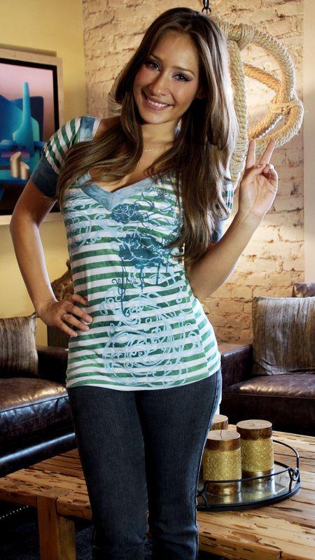 Gaby Carrillo Modela Ropa Moda