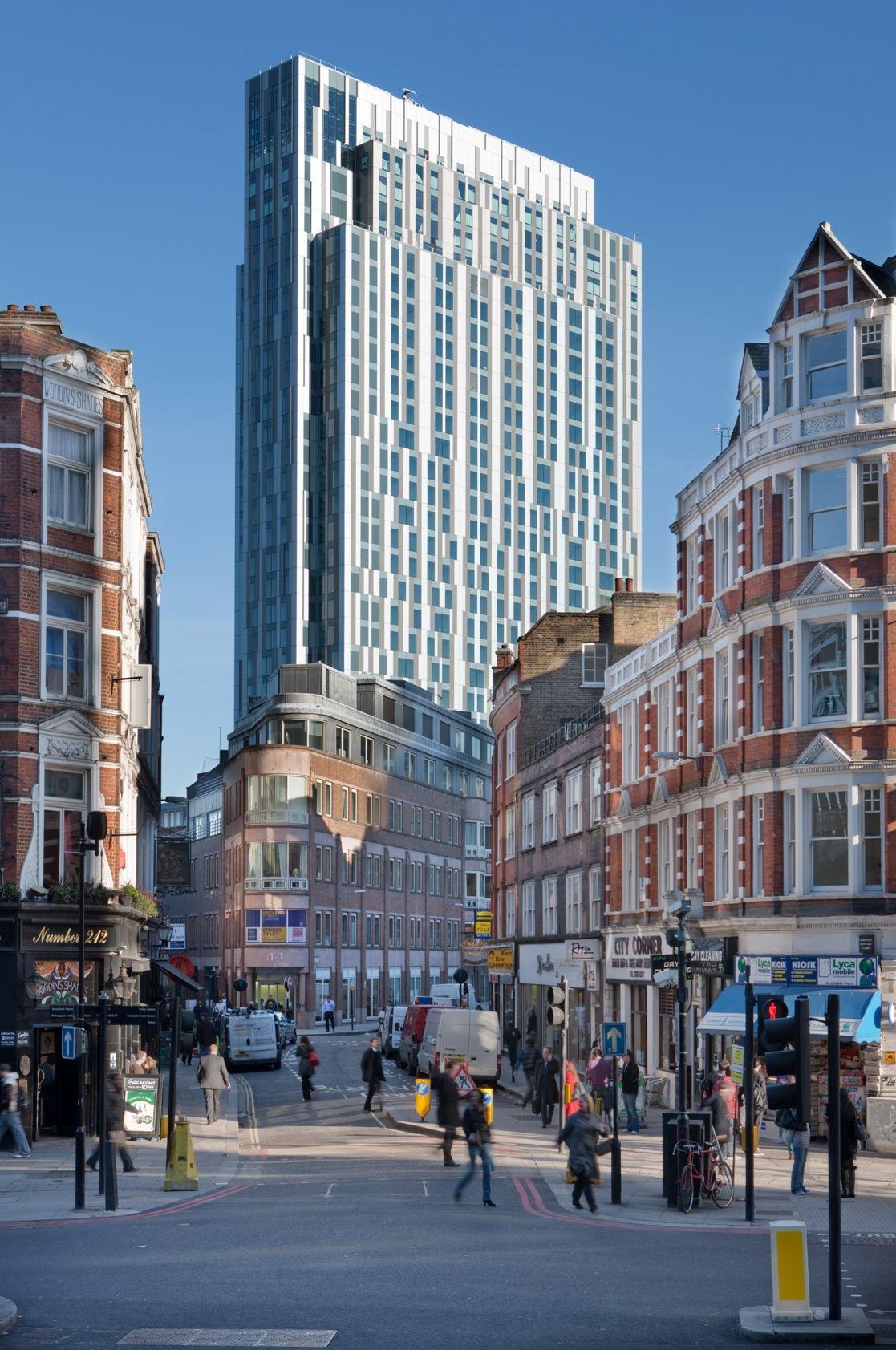 Spitalfields London: Nido Spitafields, London: Nido Spitalfields Is Spread