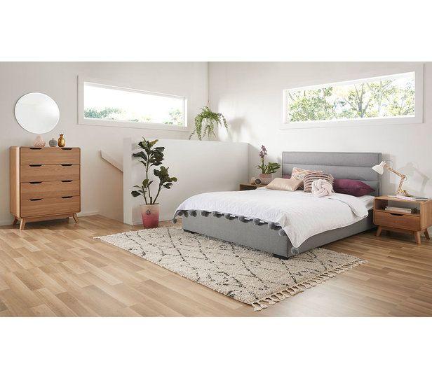 Niva 4 Drawer Tallboy King bedroom, Furniture today