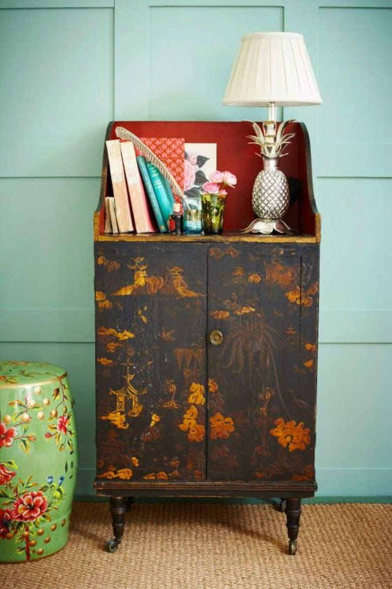 Antic&Chic. Decoración Vintage y Eco Chic: [Get the look] Cómo decorar con el estilo Chinoiserie