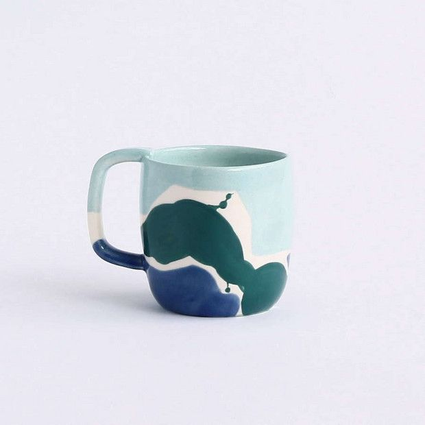 Liquid Effect Home Decor Products  Colorful Marbled Trend is part of Home Accessories Shop Mugs - The one trend we're confident you'll see everywhere come 2019  Dubbed the  liquid effect,  all things swirled, poured, dipped, and marbled are expected to take over the home decor game