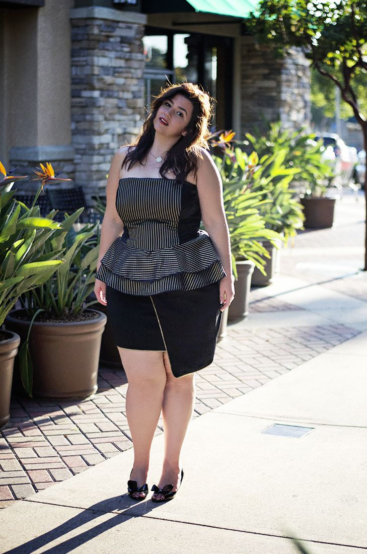 0093a874e7db Today we shine the light on plus size personal style blogger