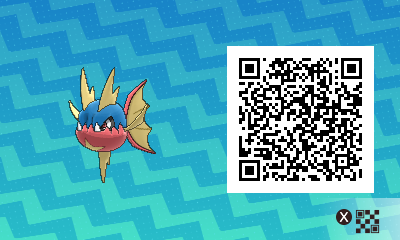 264 carvanha qr code pinterest pokémon qr codes and moon