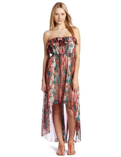 Long casual dresses for teens