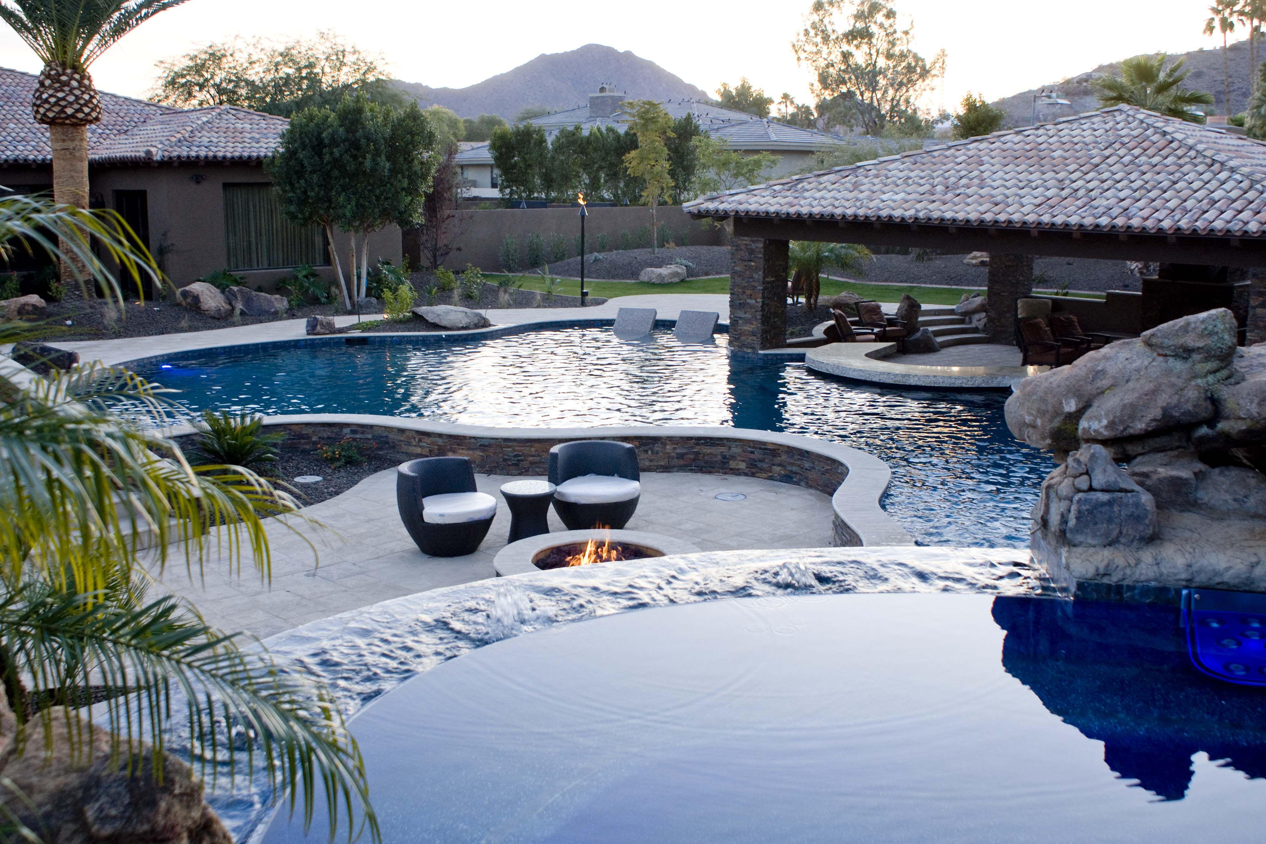 A Stunning Backyard Destination Project By Cameo Paddock