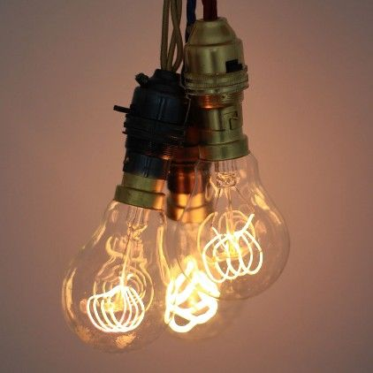 Cool Light Bulbs 1930s-style light bulbs | home goods & accents | pinterest | 1930s