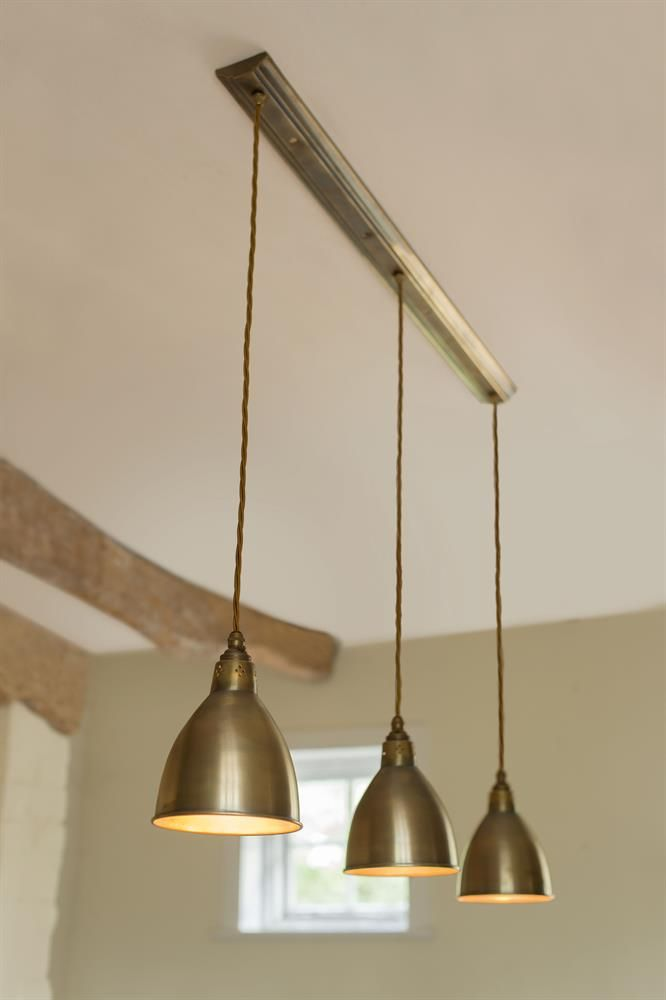 Awesome Grouping Pendant Lights Over A Table In A Cluster Is Very Much On Trend At  The