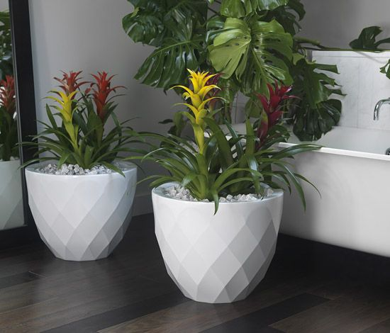ideas interior planter vase white vases outdoor planters serralunga design illuminated cubotti large lighted