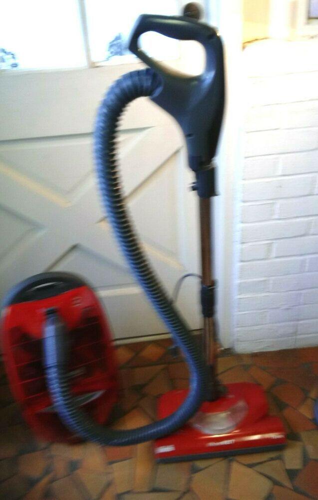 KENMORE Progressive True Hepa Canister Vacuum Cleaner 116