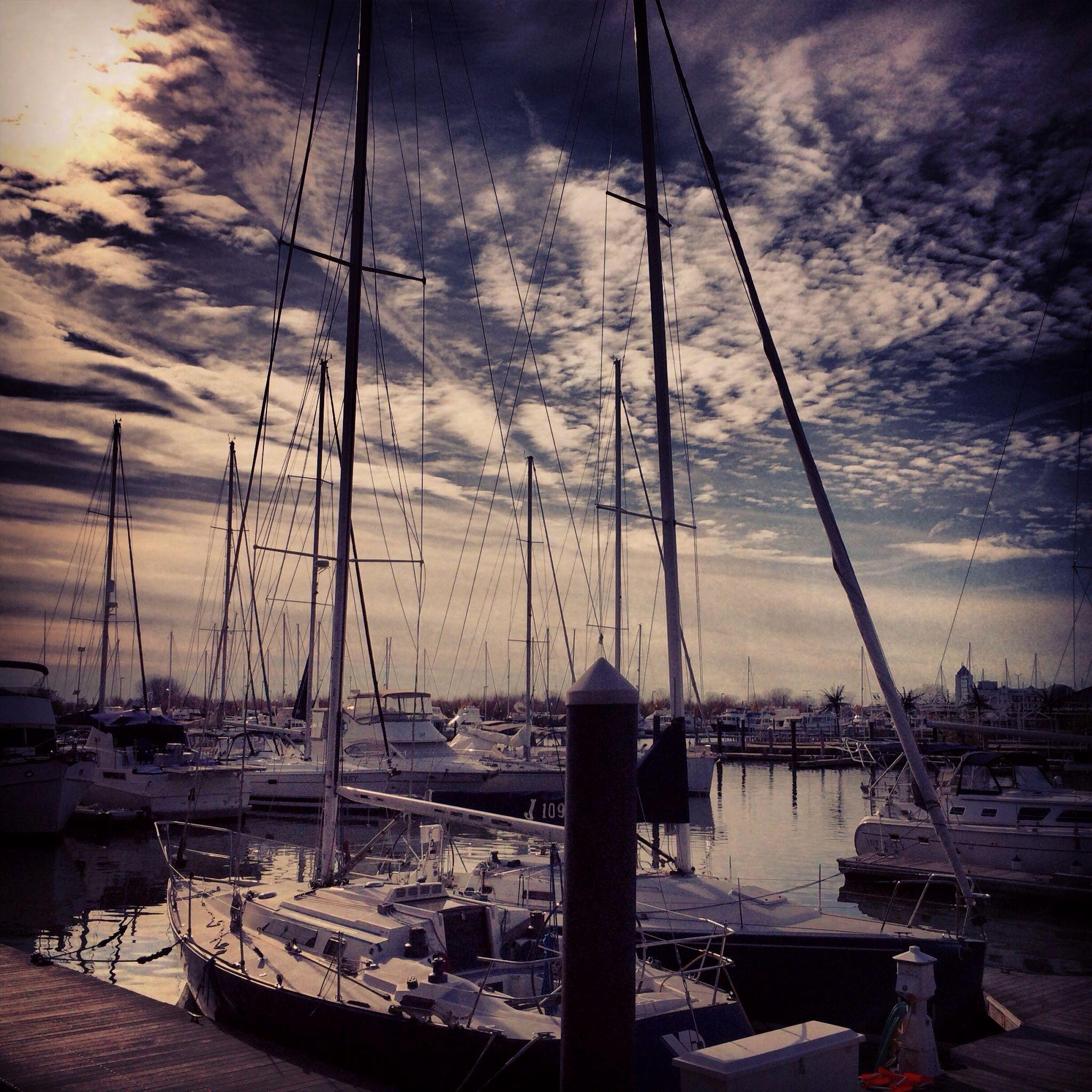 Marina #jerseycity
