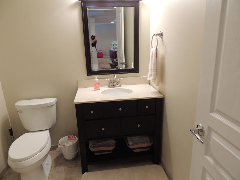 how much does it cost to build a bathroom in the basement