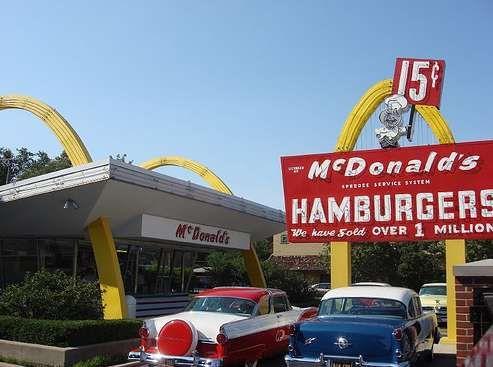 The First Original Mcdonald S Mcdonalds Working At Mcdonalds