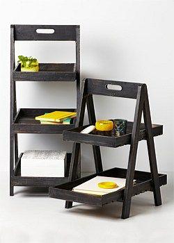 Small Ladder Shelves Ladder Shelf Decor Home Goods Decor Ladder Shelf