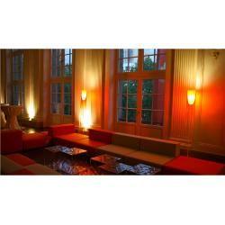 Photo of Toobe floor lamp red