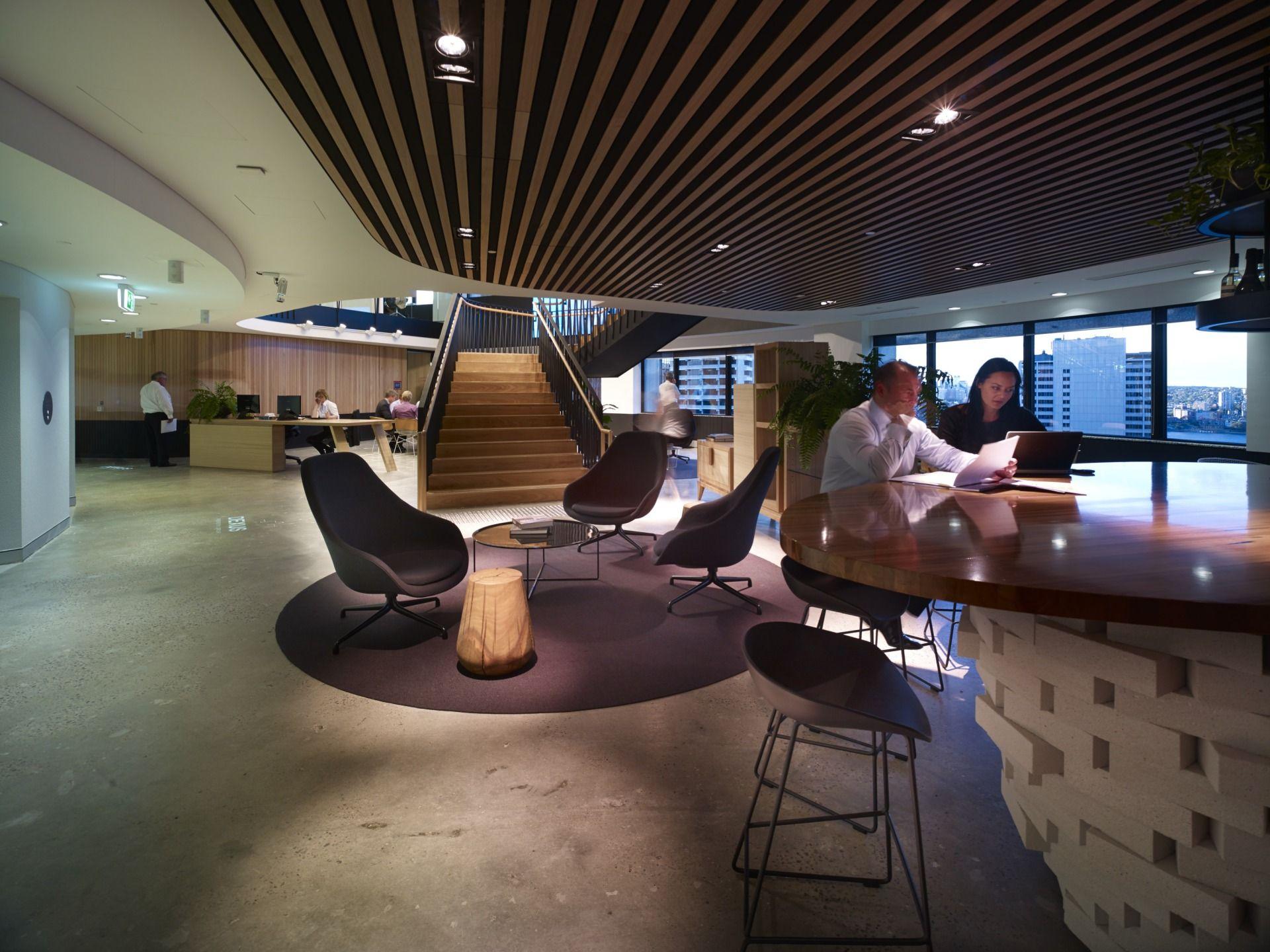 office design sydney. DEXUS Head Office, Sydney, Australia Office Design Sydney