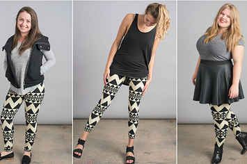 15 Women Tried LuLaRoe's Leggings So You Don't Have To