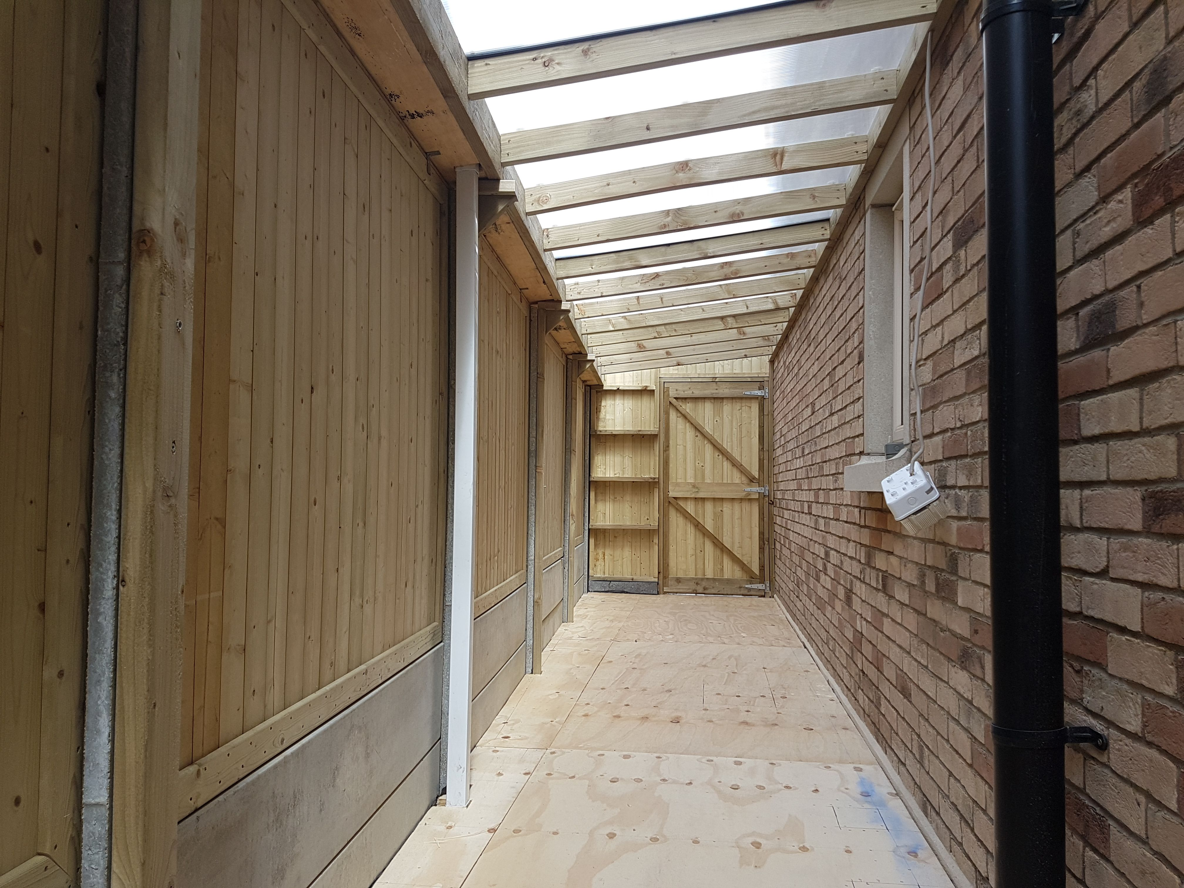 Lean Too Shed Donabate Dublin In 2020 Lean To Lean To Shed Shed